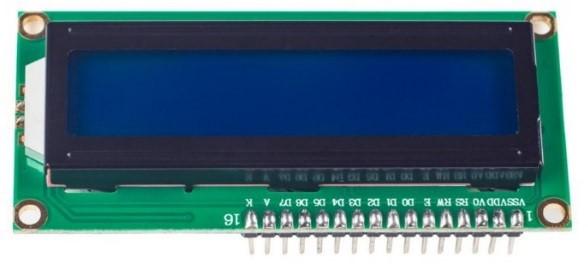LCD örneği